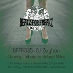 DJ ZEYHAN - Gravity (Tribute To Robert Miles) (Front Cover)