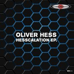 OLIVER HESS - Hesscalation EP (Front Cover)