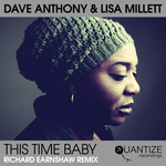 DAVE ANTHONY & LISA MILLETT - This Time Baby (Front Cover)