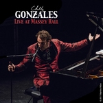 CHILLY GONZALES - Live At Massey Hall (Front Cover)