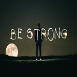 DJ RAWCUT - Be Strong (Front Cover)