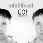RAFAEL FROST - Go! The Compilation (Front Cover)