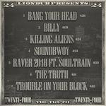 PHANTOM WARRIOR - Liondub Street Series Vol 24 - The Truth (Back Cover)