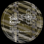 SUKH KNIGHT - Scorpion EP (Front Cover)