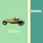 HEY ALAN! - Diga (Front Cover)