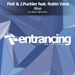 FLOE & J PUCHLER feat ROBIN VANE - Alive (Front Cover)