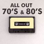 FRANCESCO DIGILIO - All Out 70's & 80's (Front Cover)