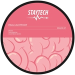 PAUL LIGHTFOOT - Brains EP (Front Cover)