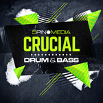 Crucial Drum & Bass (Sample Pack WAV/APPLE/LIVE)