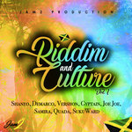 JAM2 PRODUCTIONS - Riddim & Culture Vol 1 (Front Cover)