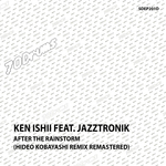 KEN ISHII/JAZZTRONIK - After The Rainstorm (Front Cover)