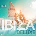 VARIOUS/MARGA SOL - Ibiza Blue Deluxe 2 (Soulful & Deep House Mood) (Compiled By Marga Sol) (Front Cover)