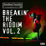 VARIOUS - Breakin The Riddim Vol 2 (Front Cover)