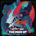 THE UPBEATS & TRUTH - The Pack EP (Front Cover)