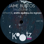 JAIME BUSTOS - Modo Live B (Front Cover)