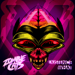 ZOMBIE CATS - Existence/What (Front Cover)