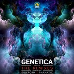 GENETICA/SIDEFORM & PHANATIC - The Remixes (Front Cover)