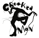 CROOKED MAN - Crooked Man (Front Cover)