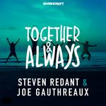 STEVEN REDANT/JOE GAUTHREAUX - Together & Always (Front Cover)