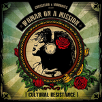 VIBRONICS - Woman On A Mission (Front Cover)