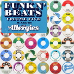 VARIOUS/THE ALLERGIES - Funk N' Beats Vol 5 (Mixed By The Allergies) (Front Cover)