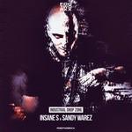 INSANE S & SANDY WAREZ - Industrial Drop Zone (Front Cover)