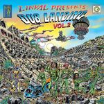 VARIOUS/LINVAL THOMPSON - Linval Presents Dub Landing Vol 2 (Front Cover)