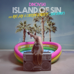 DINOVSKI feat AYO JAY - Island Of Sin (Front Cover)