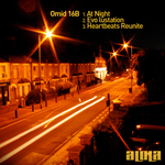 OMID 16B - The At Night EP (Front Cover)