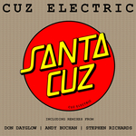CUZ ELECTRIC - Santa Cuz (Front Cover)