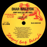 DHAR BRAXTON - Jump Back (Set Me Free) (Front Cover)