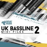 Soul Rush Records: UK Bassline MIDI Files Vol 2 (Sample Pack MIDI/WAV)