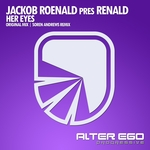 JACKOB ROENALD pres RENALD - Her Eyes (Front Cover)