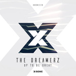 THE DREAMERZ - Up To Be Great (Front Cover)