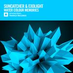 SUNCATCHER & EXOLIGHT - Water Colour Memories (Front Cover)