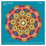 YADE - In My House (Front Cover)
