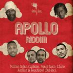 DUB INC - Apollo Riddim (Front Cover)