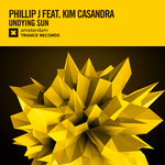 PHILLIP J feat KIM CASANDRA - Undying Sun (Front Cover)