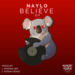 NAYLO - Believe EP (Front Cover)