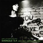 VARIOUS - I-Robots - Turin Dancefloor Express Present: Svengile EP - 1977 - 2017 - 40th Year Anniversary (Front Cover)