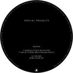 DJ Spider: Wire Head EP