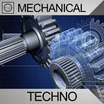 Industrial Strength Records: Mechanical Techno (Sample Pack WAV)