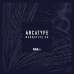 ARCATYPE - Narrative EP (Front Cover)