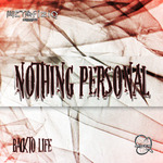 NOTHING PERSONAL - Back To Life (Front Cover)