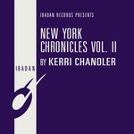 TEULE/KERRI CHANDLER/BAS NOIR - New York Chronicles Vol II (Back Cover)