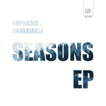 EMPHASIS - Seasons EP (Front Cover)