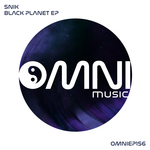 SNIK - Black Planet EP (Front Cover)