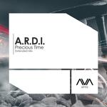 A.R.D.I. - Precious Time (Front Cover)