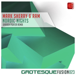 MARK SHERRY & RAM - Nordic Nights (Front Cover)