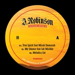 J ROBINSON WHODEMSOUND feat MICAH SHEMAIAH & JAH MIRIKLE - True Spirit/My Ishence (Front Cover)